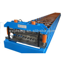 YTSING-YD-4012 Pass CE und ISO Metall Deck Roll Forming Machine, Metall-Dach-Roll-Formmaschine