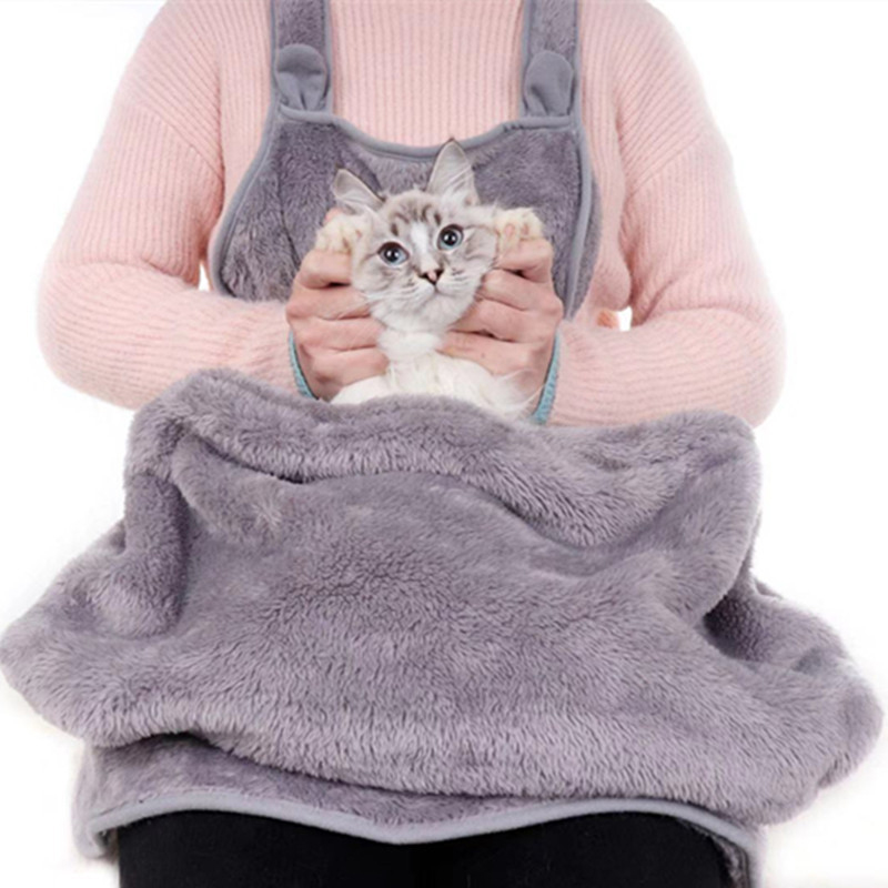 Loading Cat Model Grey Cat Bag