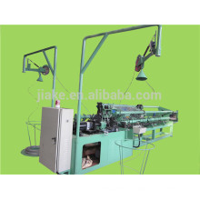 Automatic Steel Wire Fencing Weaving Machine for Making for Enclosure Usage Diamond Shaping Netting China Manufacturer
