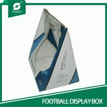 Cajas de presentación estándar para fútbol