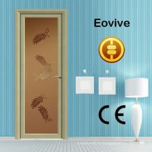 Belle en aluminium profil portes et fenêtres/verre securit de portes/douche