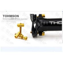 Boulons de fixation de siège de Thomson boulons de fixation de titane de vélo de montagne pièces de vélo