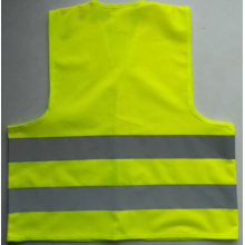 Reflective safety vest for kids