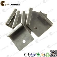 Fabriqué en Chine, des accessoires de plancher WPC à haute qualité