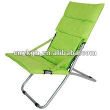 Cadeira de sol dobrável de mobiliário de campismo VLA-4009