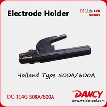 Holland Type 500A 600A Welding Electrode Clamp code.DC-114G
