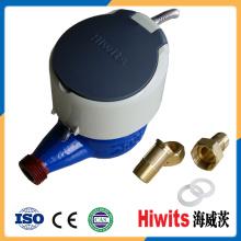 China ISO 4064 Clase B Mbus RS485 baratos metros de agua para la venta