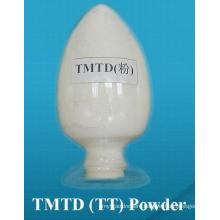 Rubber Chemical Additives Tetramethyl Thiuram Disulfide Accelerator Tmtd Tt