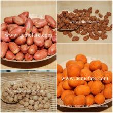 HOT coated peanut snacks