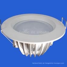 Druckguss Aluminium 12w SMD führte Downlight