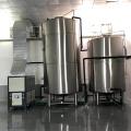 Matériel de brassage de bière commerciale