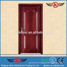 JK-SD9004 main door design solid wood modern solid wood exterior door