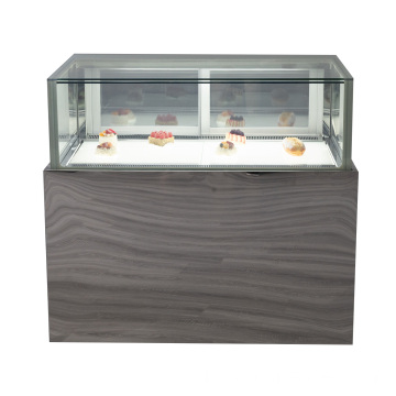 Cake Cabinet Chocolate Display Réfrigérateur Vitrine