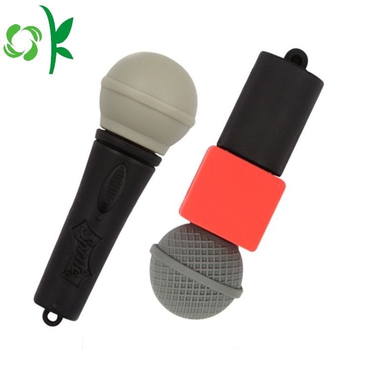 Microphone Flash Drive Cover