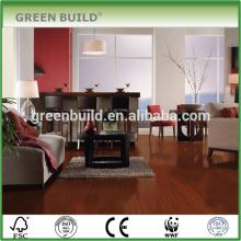 Flat Laminate Jatoba Wood Flooring Made In China
