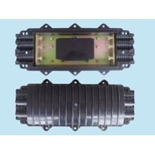 Los más nuevos 2 puertos 12 ~ 48 Cuerpos FTTH caja de fibra óptica conjunta