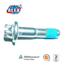 Tr Torx Head Bolt with Customized Design Special Fastener
