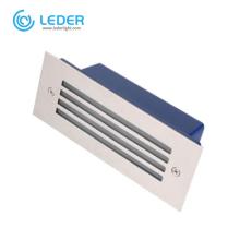 LEDER Horizontal Louver 3W LED Step Light
