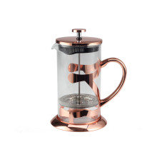 Szkło miedziane French Press Coffee Maker