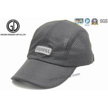 Custom Foldable Fast Dry Outdoor Sun Golf Hat Sports Cap