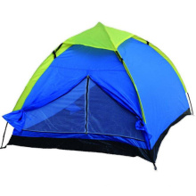 2-Person Family Camping Dome Backpacking Inflable Tent