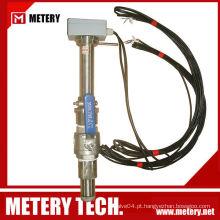Fluxômetro de inserção eletromagnética medidor de fluxo MT100E série