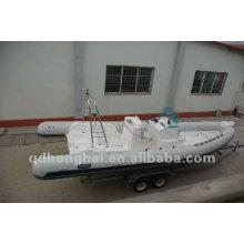 luxury RIB boat HH-RIB730 with CE