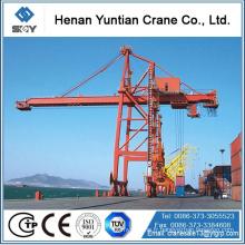 Fournisseur de grue de port de surcharge de surcharge de navire de ciment de longue durée