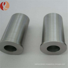 High hardness Pure tungsten alloy metal pipe