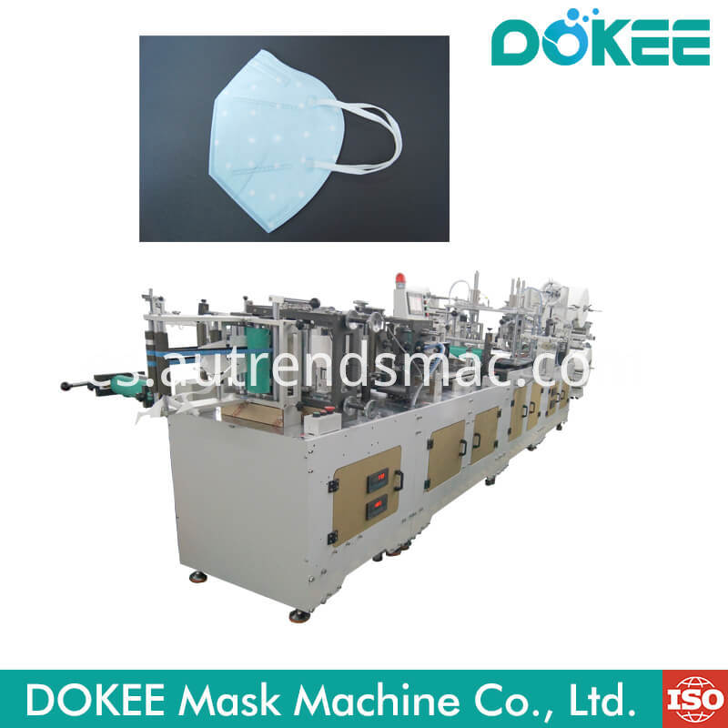 Folding Mask Making Machine