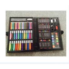 la pintura de lápiz coloreada fija el regalo para el proveedor profesional de la pintura del arte del estudiante