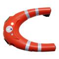 Boia salva-vidas elétrica inteligente de controle remoto para uso marinho Boia de segurança de emergência