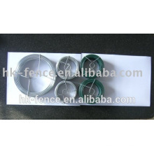 BWG 20 BWG22 galvanized wire/mesh wire SGS Certificate cheap price