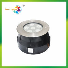 6W/18W IP68 Stainless Steel LED Underground Light