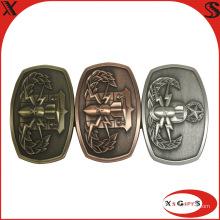 Versorgung Custom 3D Fashion Metall Gürtelschnallen zum Verkauf