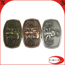 Fournir des boucles de ceinture en métal 3D personnalisées à vendre