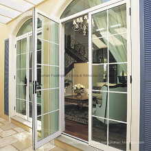 High Quality Feelingtop Wholesale Metal Aluminum Hinged Room Doors