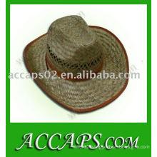 Men's straw hats