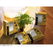 Pharmaceutical Paperboard Packing Box