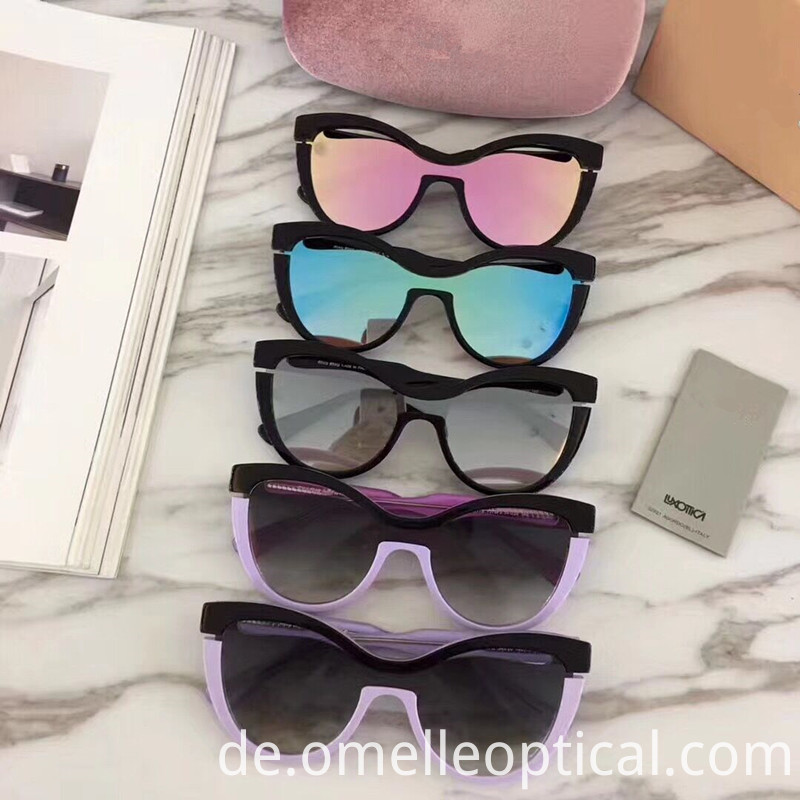 Women S Sunglasses Colorful Lenses