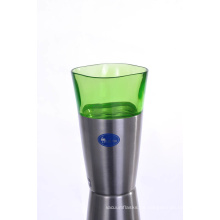 Hochwertiges Edelstahl-Bier-Vakuumschale SVC-400pj Grün