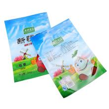 New Nut Food Packaging Bag Dried Fruit 3-side Snack date Packing bag