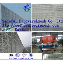 Autorité ferroviaire / ferroviaire Sound / Noise Barrier Factory