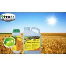 Liquid Organic Fertilizer Liquid Amino Acid