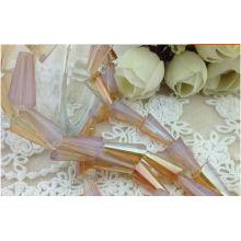 Стеклянные бусины из стекла для европейских ювелирных изделий и браслета