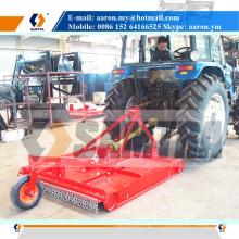 Tondeuse à gazon montée sur tracteur, tondeuse à herbe entraînée par la prise de force