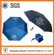Special Print wood auto umbrella with Logo