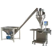 Máquina de llenado semiautomática de polvo de chile