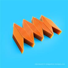 CNC, traitement des plaques de résine bakélite papier phénolique