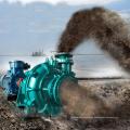 Bomba de petróleo crudo multifase de alta presión / bomba de transferencia de yacimiento petrolífero para bomba de fango de gas / petróleo